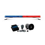 Комплект:  световая панель ФОРВАРД 2-28  и сигнальная громкоговорящая установка Смерч-200_2