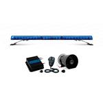 Комплект:  световая панель ФОРВАРД 2-28  и сигнальная громкоговорящая установка Смерч-200