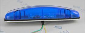 Импульсные светодиодные фары-вспышки Махаон-4-4